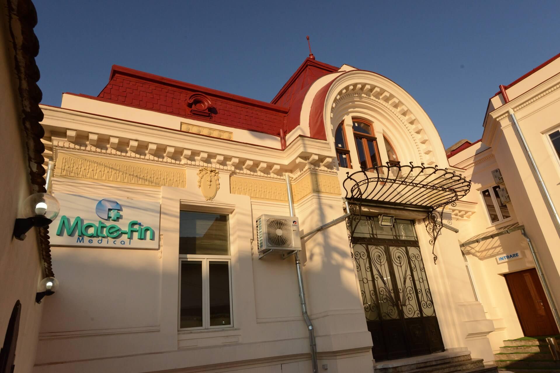 Clinica Matefin